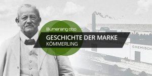 Read more about the article Geschichte der Marke KÖMMERLING