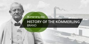 Read more about the article History of the KÖMMERLING brand