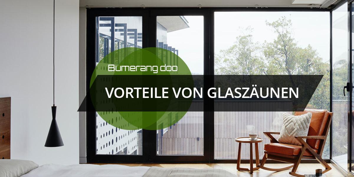 You are currently viewing Vorteile von Glaszäunen