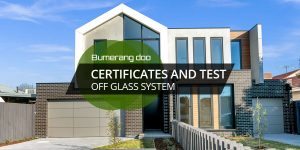 Read more about the article Certificates and test of glass systems