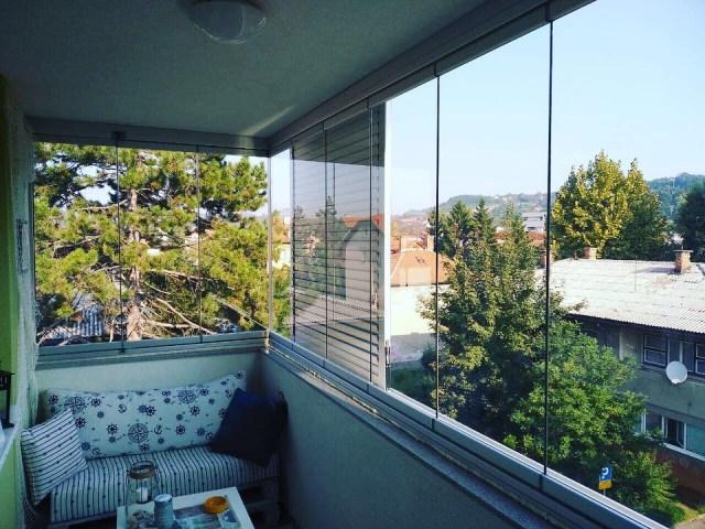 balkon, zatvaranje balkona