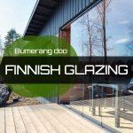 Finnish glazing