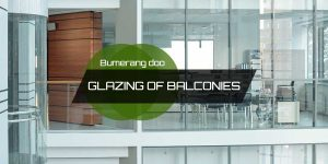 Read more about the article Glazing of Balconies