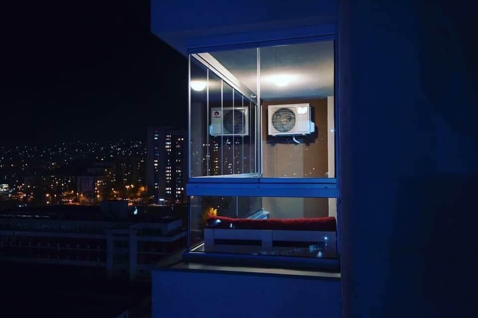 ostakljivanje balkona